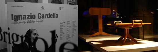 Ignazio Gardella - 100 anni fa il design italiano